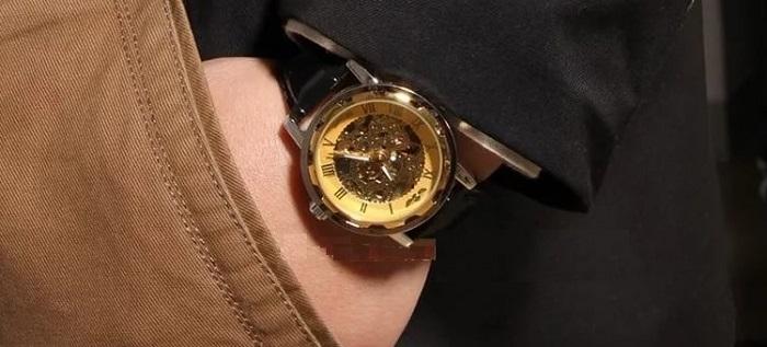 Какие наручные часы подарить мужчине