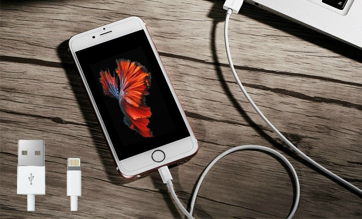 Кабель для iphone 6s Usb
