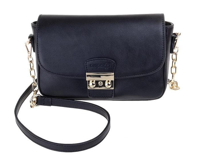 кожаный женский клатч сумка