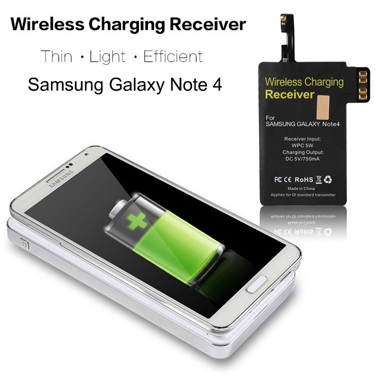 беспроводная зарядка Nfc Samsung Note 4