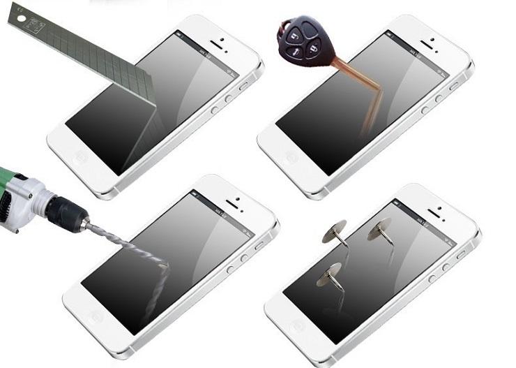 защитная пленка iPhone 5 5s 5c