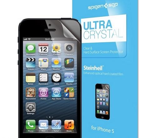 защитная пленка Ultra Cristal для Apple iPhone 5/5s