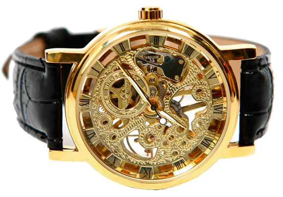 Часы Winner Classic Luxury Skeleton