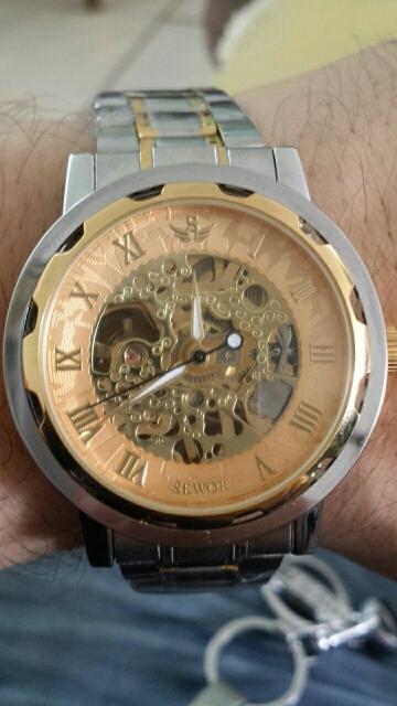 23e172e3fa18 Часы Sewor мужские скелетоны купить
