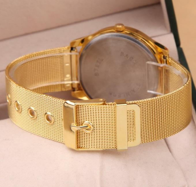 Купить золотой браслет на женские часы в спб