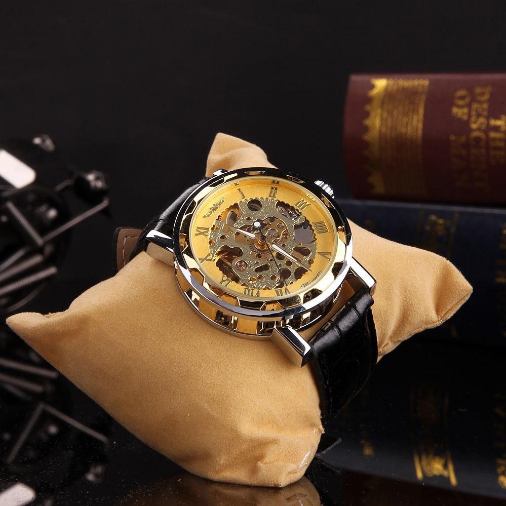 3ab47280 Часы Winner Gold Skeleton купить