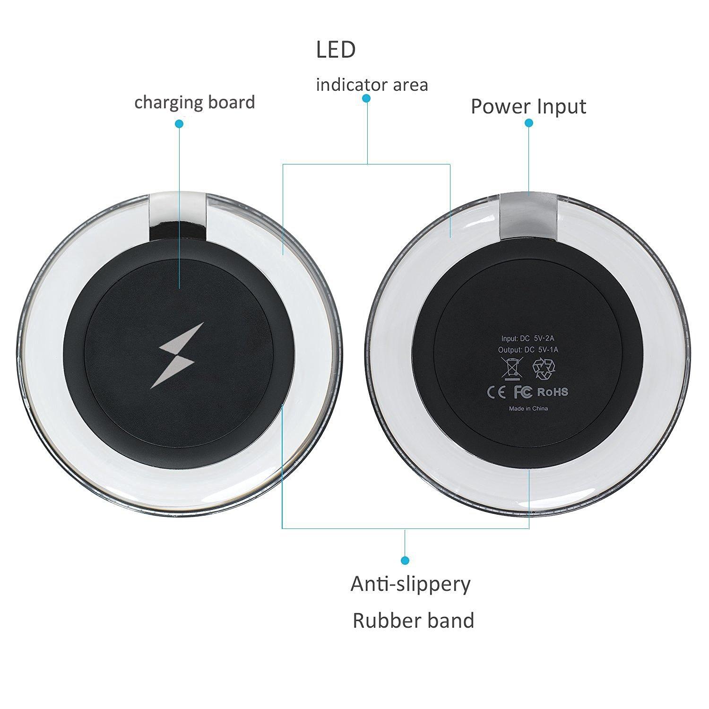 Беспроводная зарядка Flash